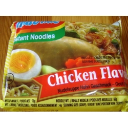 Indomie Instant Noodles sup 'Chicken Flavour'