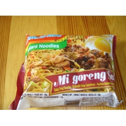 Instant Noodles 'Mie Goreng Sate'