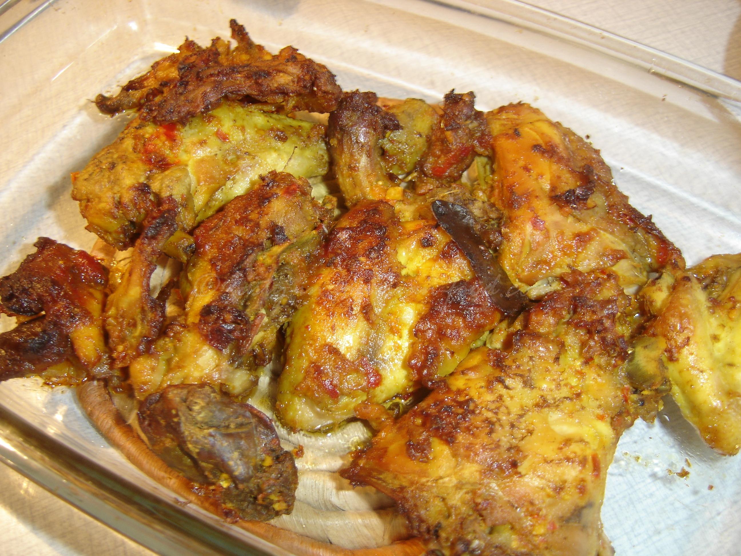 Resep Ayam Panggang Bu Setu